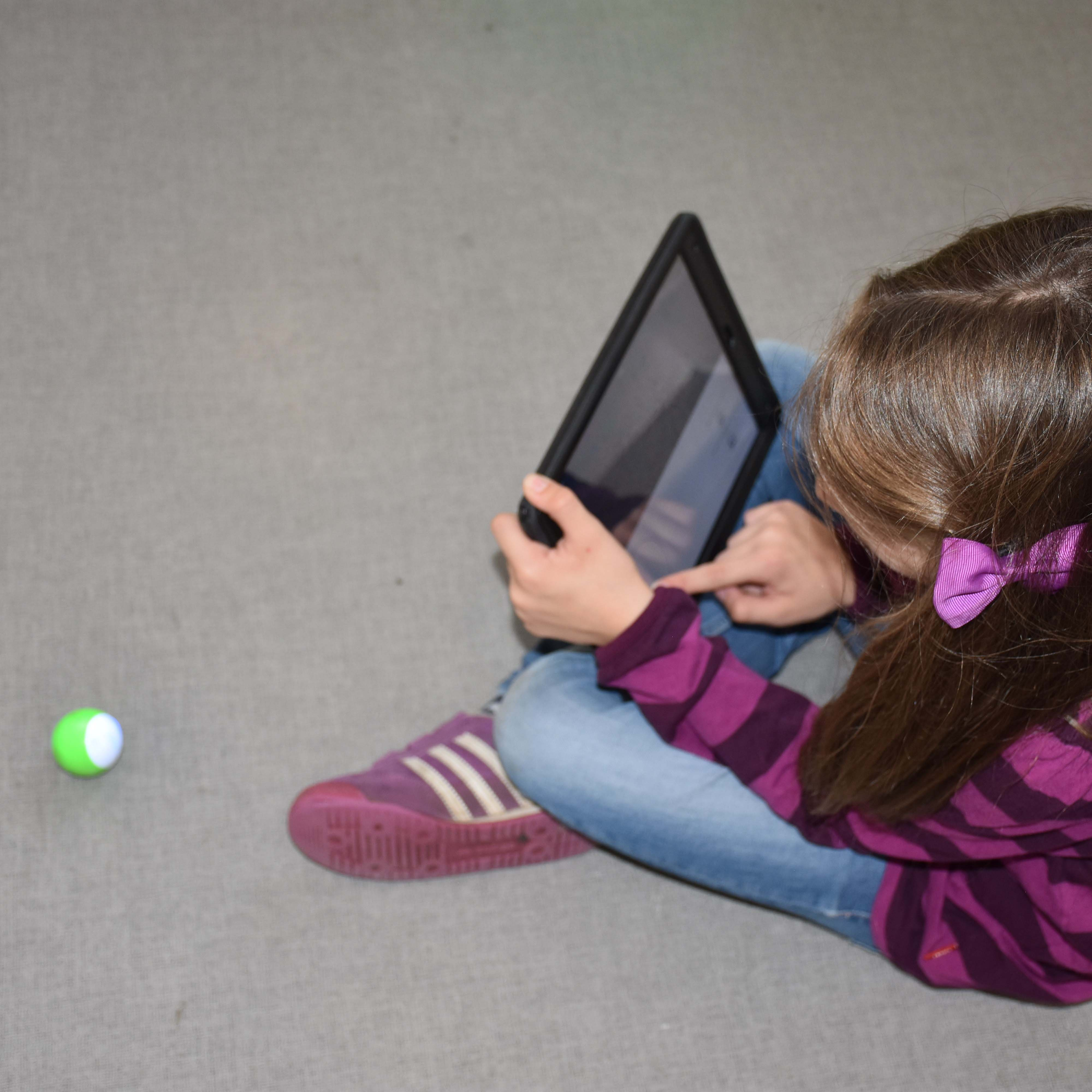 Coding Club Sphero ball