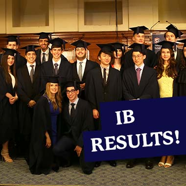 ISL Celebrates Amazing IB Results!