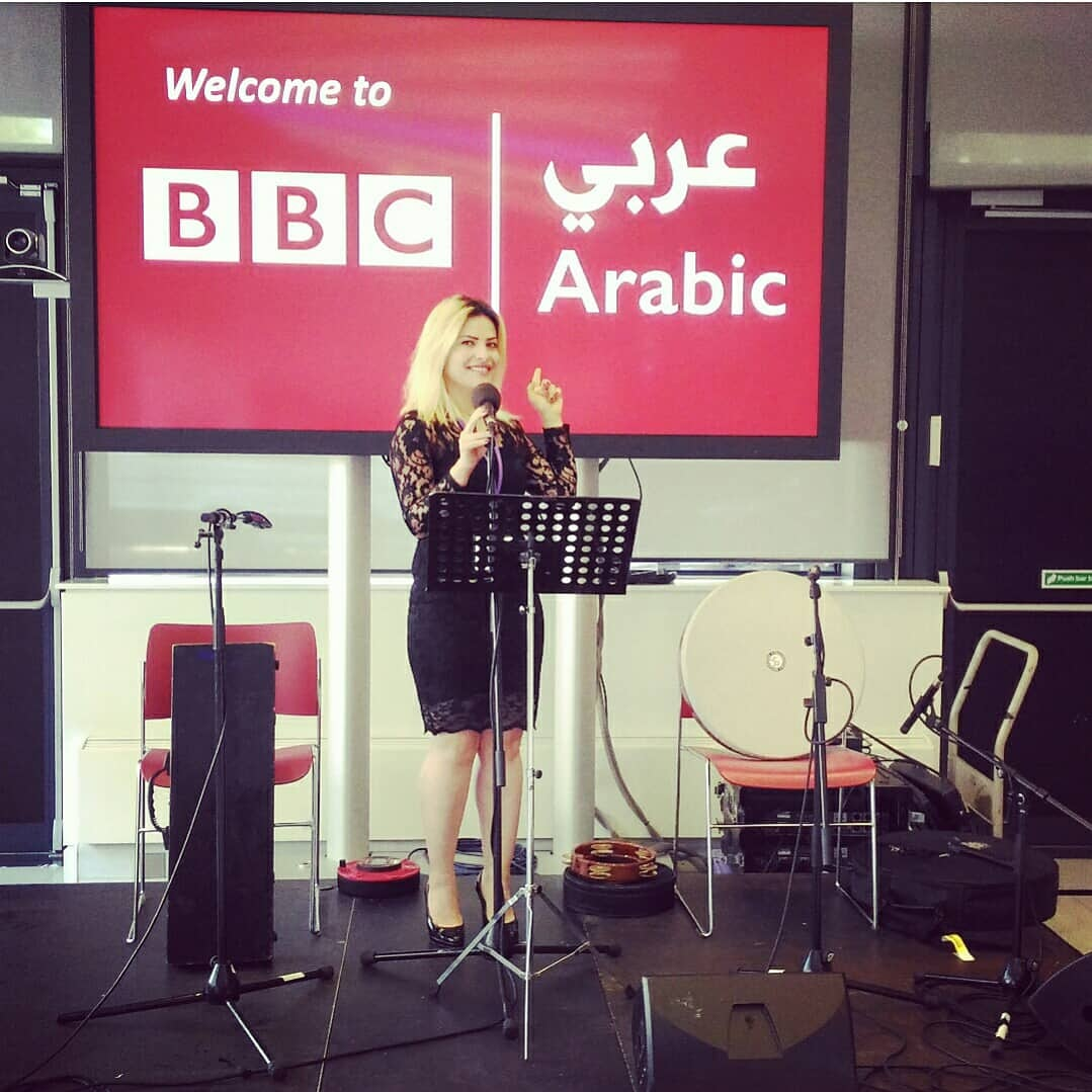 ISL TA Performs at the BBC Arabic 80th Anniversary Commemoration
