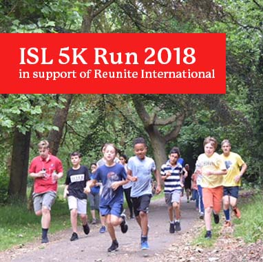 ISL 5K Run 2018 in support of